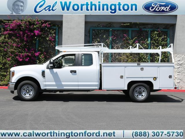 2018 F-350 Super Cab 4x2,  Scelzi Signature Service Service Body #J2354 - photo 1