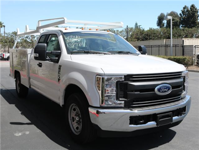 2018 F-350 Super Cab 4x2,  Scelzi Signature Service Service Body #J2354 - photo 5