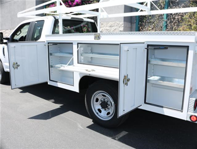 2018 F-350 Super Cab 4x2,  Scelzi Signature Service Service Body #J2354 - photo 9