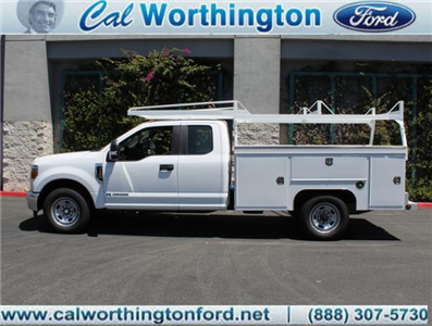 2018 F-350 Super Cab 4x2,  Scelzi Crown Service Body #J2444 - photo 1