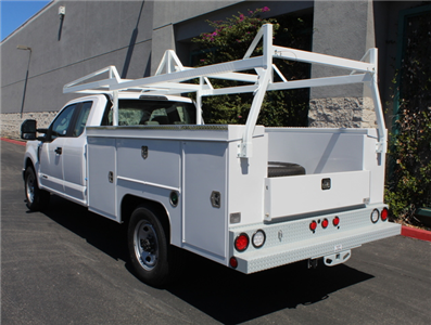 2018 F-350 Super Cab 4x2,  Scelzi Crown Service Body #J2444 - photo 2