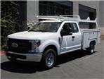 2018 F-350 Super Cab 4x2,  Scelzi Crown Service Body #J2444 - photo 3