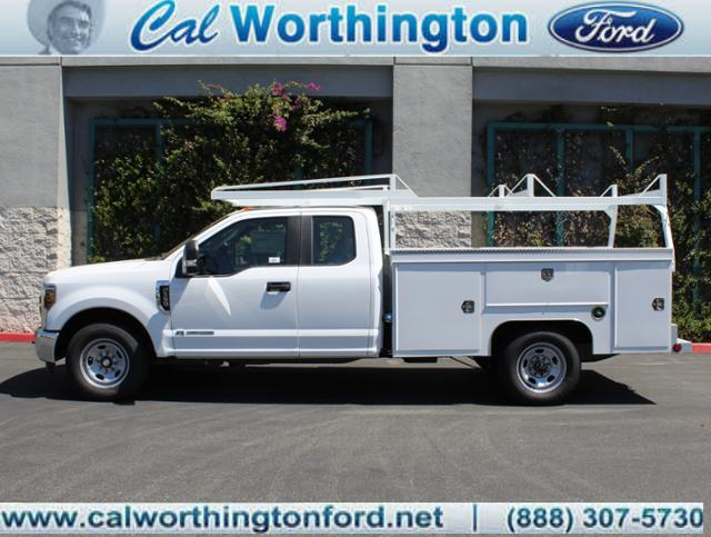 2018 F-350 Super Cab 4x2,  Scelzi Crown Service Body #J2452 - photo 1