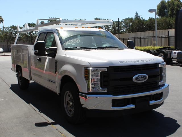 2018 F-350 Super Cab 4x2,  Scelzi Crown Service Body #J2452 - photo 5