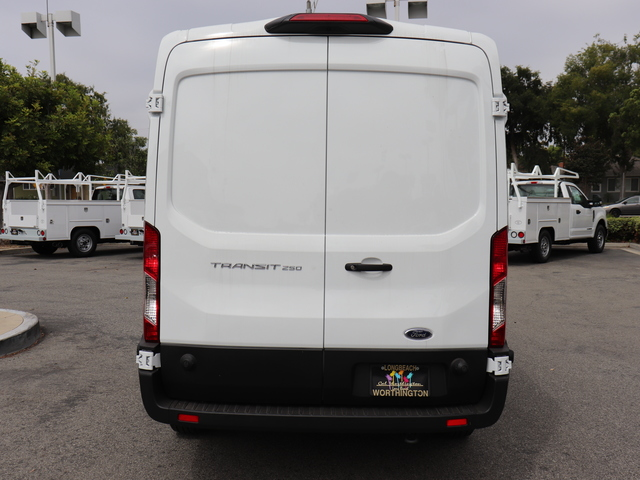 2019 Transit 150 Med Roof 4x2, Thermo King Direct-Drive Refrigerated Body  (Stock #K2038) For Sale At Cal Worthington Ford In Long Beach, CA