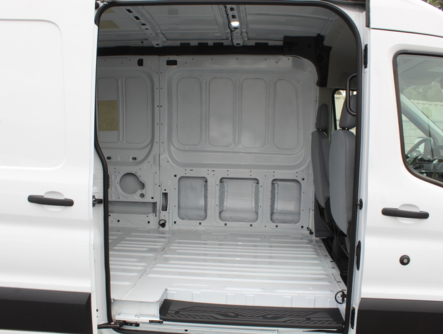2019 Transit 250 Med Roof 4x2,  Empty Cargo Van #K2042 - photo 10