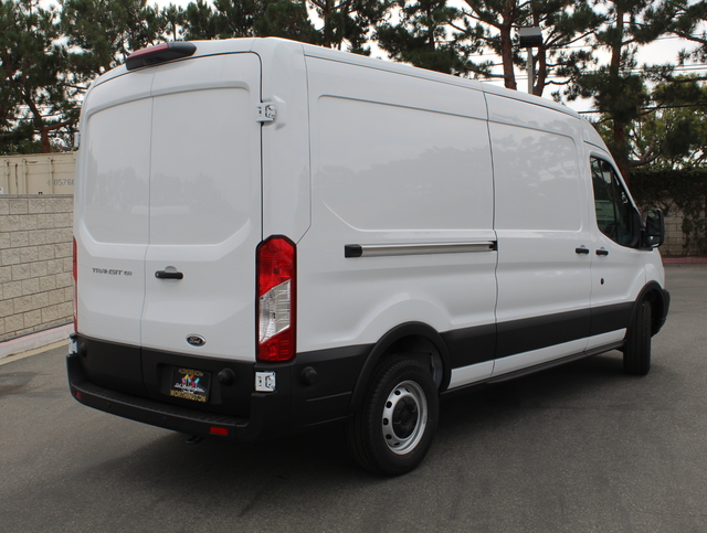 2019 Transit 250 Med Roof 4x2,  Empty Cargo Van #K2042 - photo 6
