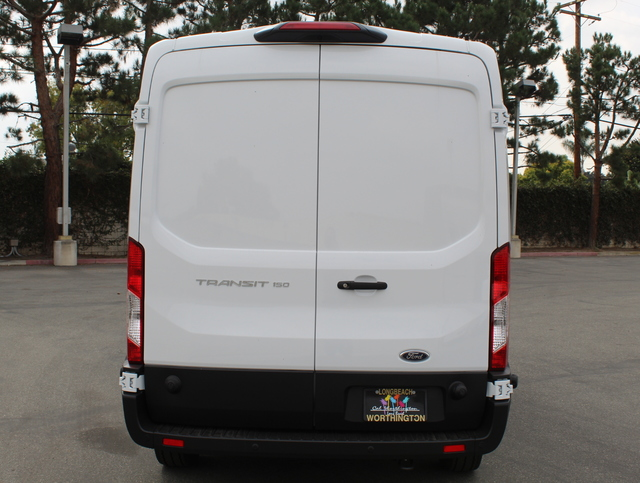 2019 Transit 250 Med Roof 4x2,  Empty Cargo Van #K2042 - photo 7