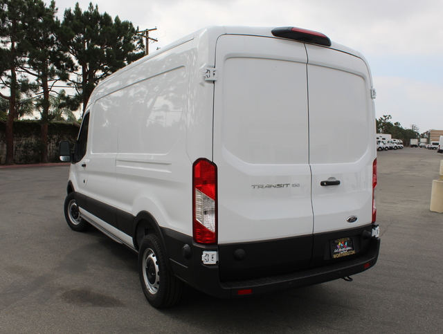2019 Transit 250 Med Roof 4x2,  Empty Cargo Van #K2042 - photo 8