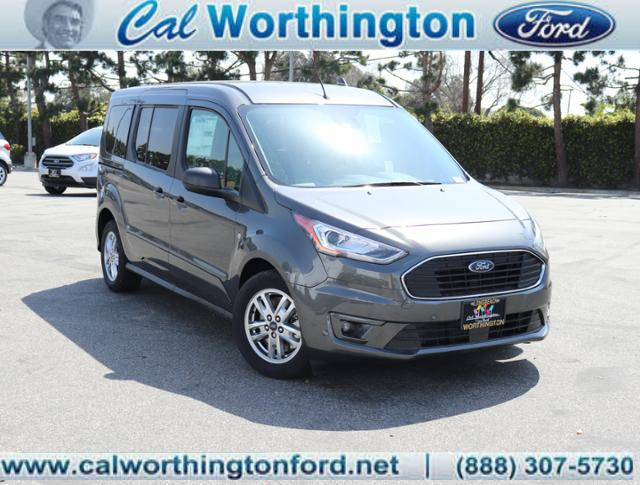 Cal Worthington Ford >> New 2019 Ford Transit Connect Passenger Wagon For Sale In Long Beach