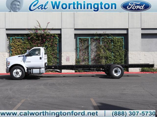 2019 Ford F-650 Regular Cab DRW 4x2, Cab Chassis #K2643 - photo 1
