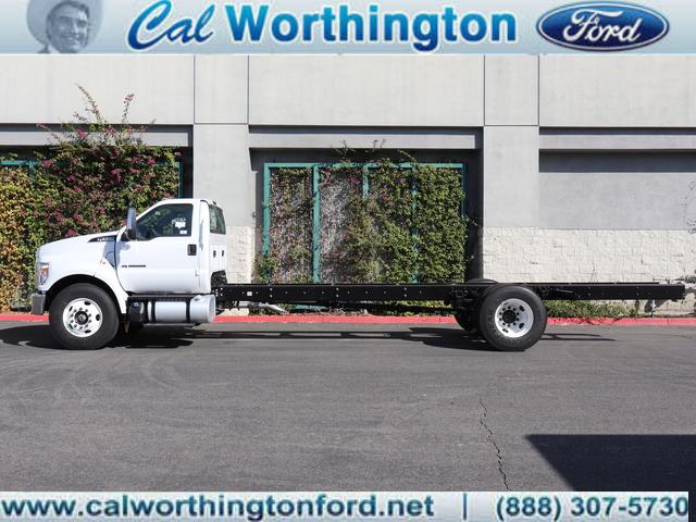2019 Ford F-650 Regular Cab DRW 4x2, Cab Chassis #K2718 - photo 1