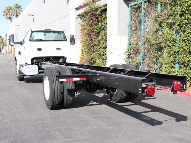 2019 Ford F-650 Regular Cab DRW RWD, Cab Chassis #K2723 - photo 1