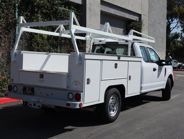 2020 Ford F-350 Super Cab 4x2, Scelzi Service Body #L2474 - photo 1