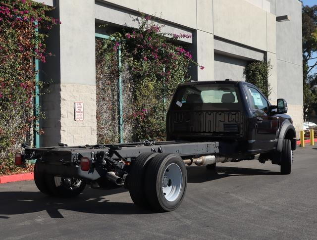 2020 Ford F-550 Regular Cab DRW 4x2, Cab Chassis #L2588 - photo 1