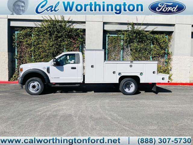 2020 Ford F-550 Regular Cab DRW 4x2, Scelzi Welder Body #L2687 - photo 1