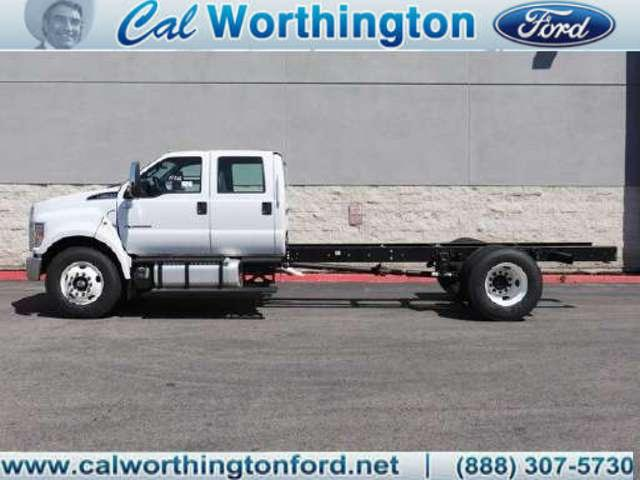 2021 Ford F-650 Crew Cab DRW 4x2, Cab Chassis #M2004 - photo 1