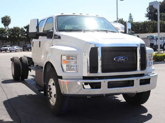 2021 Ford F-650 Crew Cab DRW 4x2, Cab Chassis #M2004 - photo 5