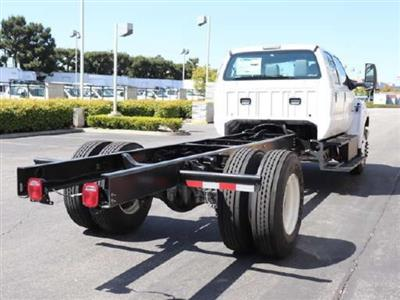 2021 Ford F-650 Crew Cab DRW 4x2, Cab Chassis #M2004 - photo 6