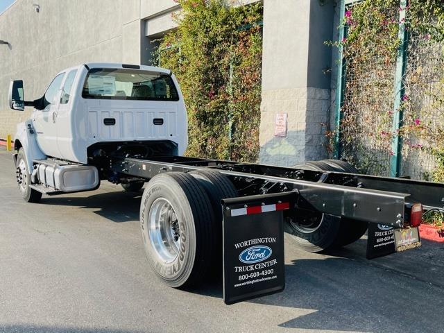 2021 Ford F-650 Super Cab DRW 4x2, Cab Chassis #M2041 - photo 1