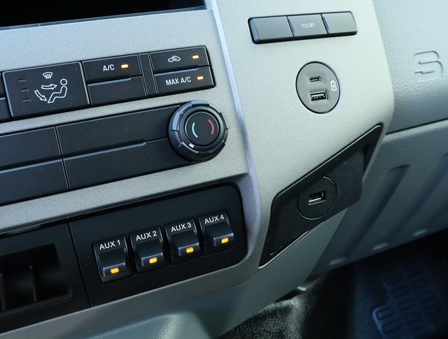 2021 F-650 Crew Cab DRW 4x2,  Martin's Quality Truck Body Chipper Body #M2097 - photo 15