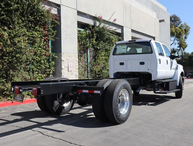 2021 Ford F-650 Crew Cab DRW 4x2, Cab Chassis #M2097 - photo 1