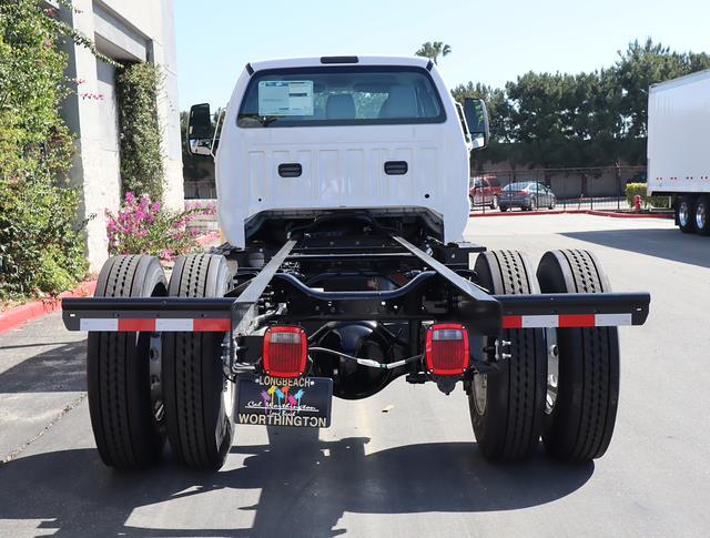 2021 F-650 Crew Cab DRW 4x2,  Martin's Quality Truck Body Chipper Body #M2097 - photo 5