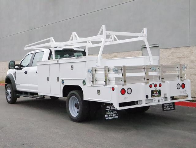 2021 Ford F-550 Crew Cab DRW 4x2, Scelzi Combo Body #M2320 - photo 1