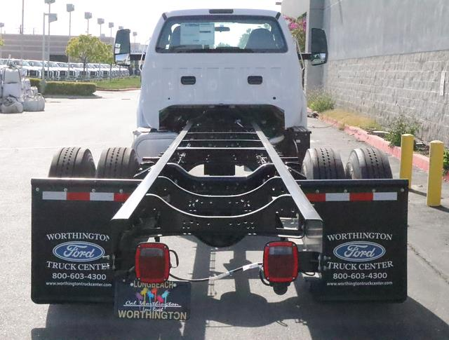 2022 Ford F-650 Regular Cab DRW 4x2, Cab Chassis #N2003 - photo 1