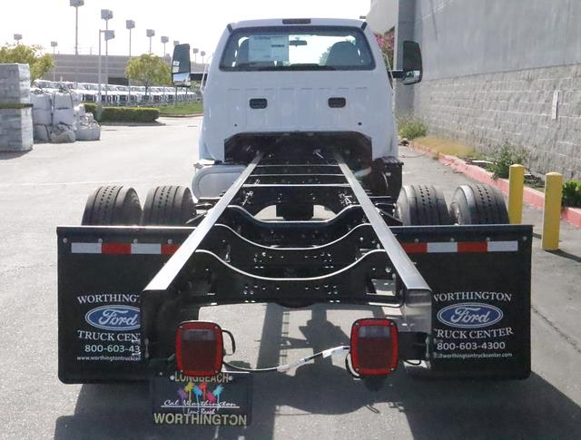 2022 Ford F-650 Regular Cab DRW 4x2, Cab Chassis #N2004 - photo 1
