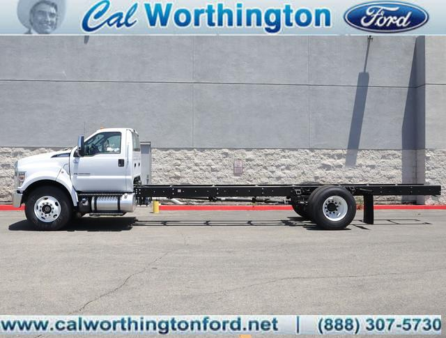 2022 Ford F-650 Regular Cab DRW 4x2, Cab Chassis #N2024 - photo 1