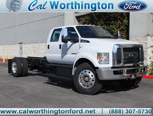 2022 Ford F-650 Crew Cab DRW 4x2, Cab Chassis #N2026 - photo 1