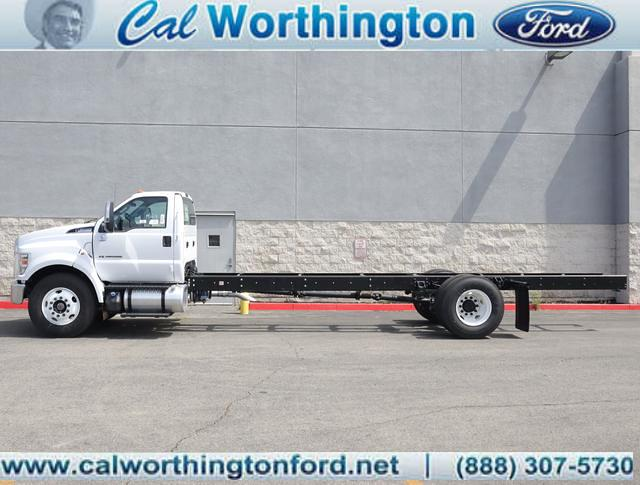 2022 Ford F-650 Regular Cab DRW 4x2, Cab Chassis #N2028 - photo 1