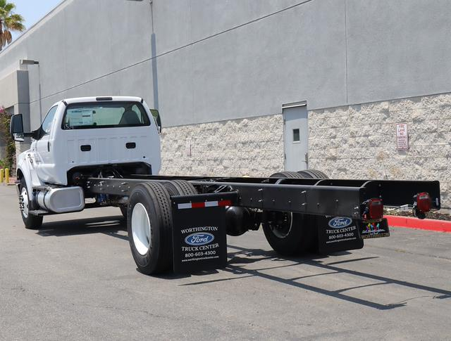 2022 Ford F-650 Regular Cab DRW 4x2, Cab Chassis #N2029 - photo 1