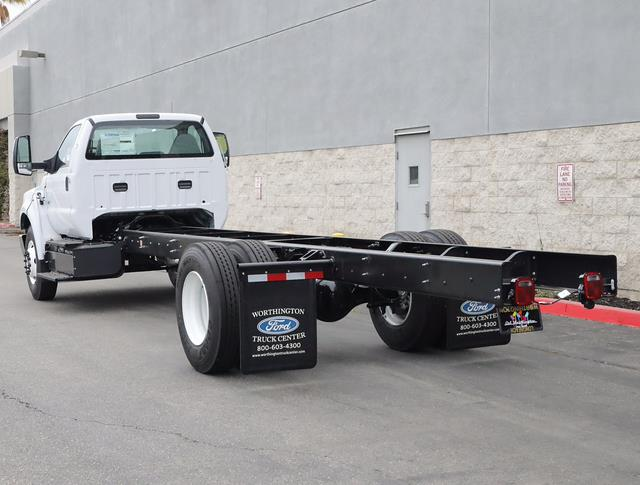 2022 Ford F-650 Regular Cab DRW 4x2, Cab Chassis #N2048 - photo 1