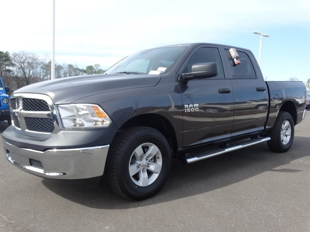 2017 Ram 1500 Crew Cab 4x4 Pickup #20584 - photo 8