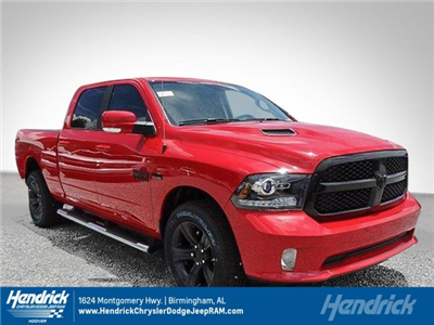 2017 Ram 1500 Crew Cab 4x4 Pickup #20975 - photo 1