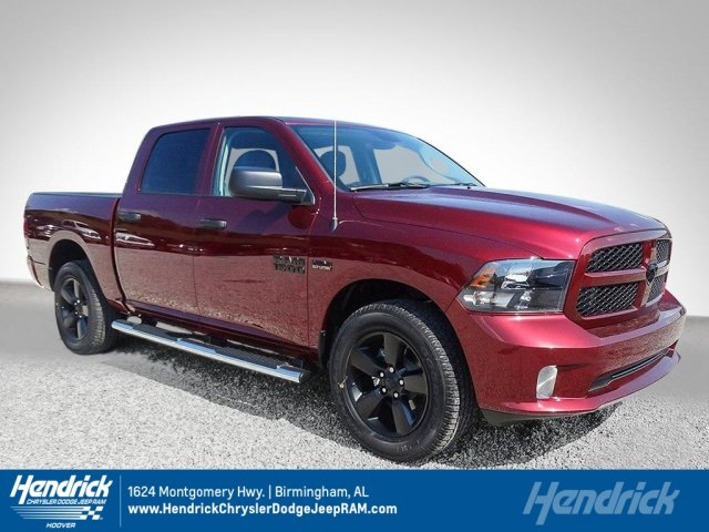 2017 Ram 1500 Crew Cab 4x4 Pickup #21209 - photo 1