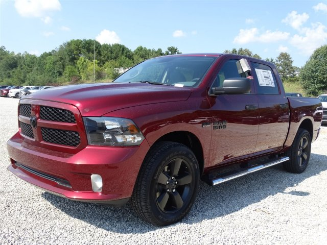 2017 Ram 1500 Crew Cab 4x4 Pickup #21209 - photo 7