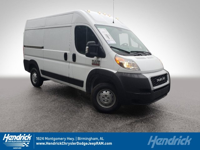 2019 ProMaster 1500 High Roof FWD,  Empty Cargo Van #40290 - photo 1