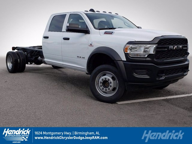 2020 Ram 5500 Crew Cab DRW 4x4, Cab Chassis #CL14939 - photo 1