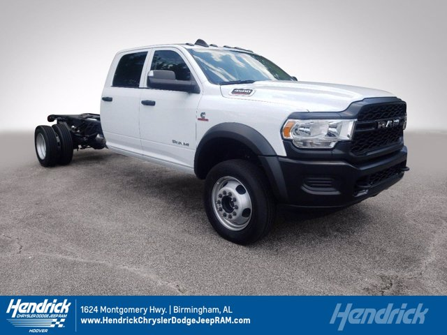 2020 Ram 4500 Crew Cab DRW 4x2, Cab Chassis #CL97798 - photo 1