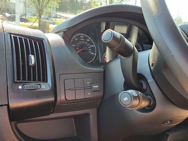 2021 Ram ProMaster 3500 FWD, Empty Cargo Van #CM24931 - photo 13