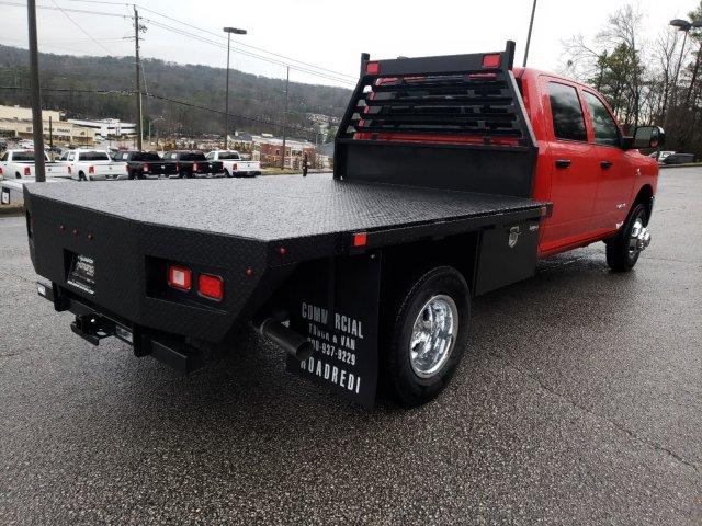 2019 Ram 3500 Crew Cab DRW 4x4, Commercial Truck & Van Equipment Platform Body #KG647147 - photo 1