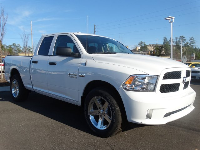 2016 Ram 1500 Quad Cab Pickup #L11278 - photo 3