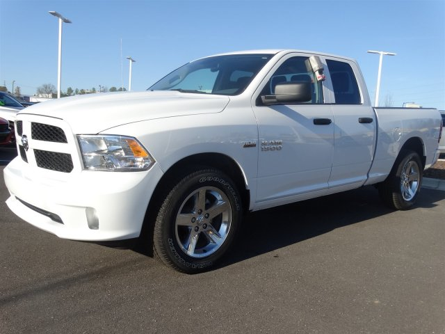 2016 Ram 1500 Quad Cab Pickup #L11278 - photo 8