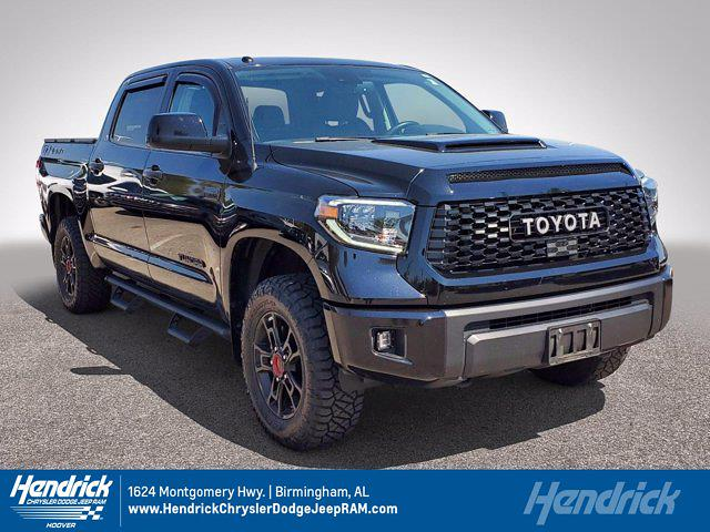 2019 Toyota Tundra Crew Cab 4x4, Pickup #L18248A - photo 1