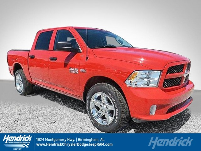 2017 Ram 1500 Crew Cab 4x4 Pickup #L20820 - photo 1
