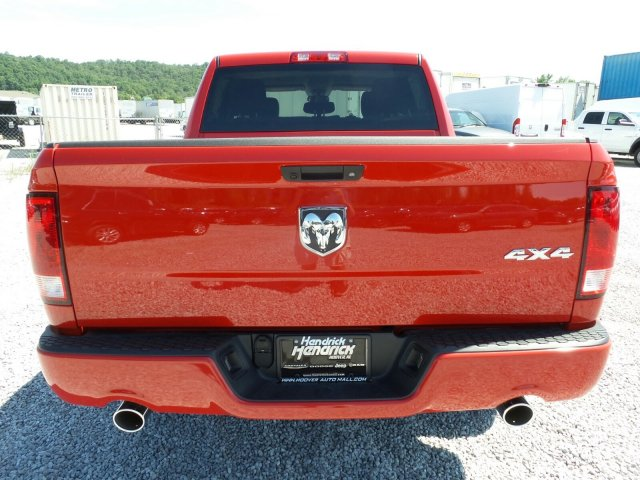 2017 Ram 1500 Crew Cab 4x4 Pickup #L20820 - photo 5