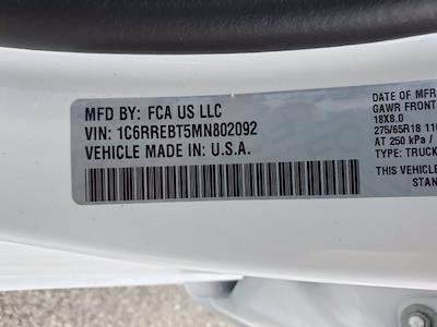 2021 Ram 1500 Quad Cab 4x2, Pickup #M02092 - photo 34